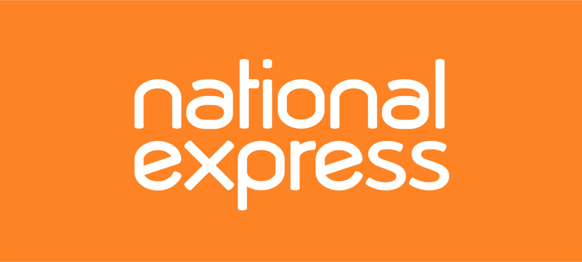 Logo von National Express